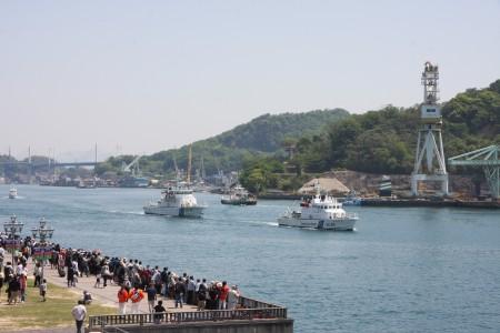海上パレード.JPG