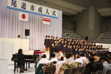 高須小学校の歌の贈り物.JPG
