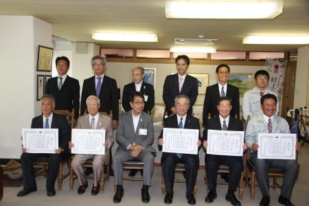 尾道市建設工事優良成績者表彰.JPG